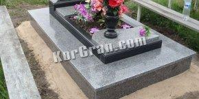 Надгробие N_1