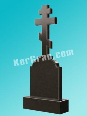 Гранитный крест K_702