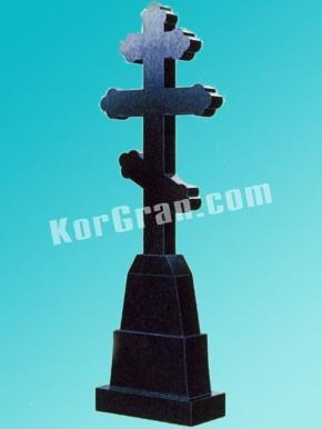 Гранитный крест K_704