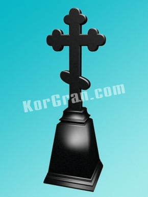 Гранитный крест K_705