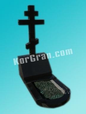 Гранитный крест K_710