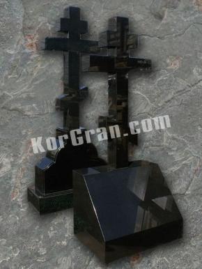 Гранитный крест K_711