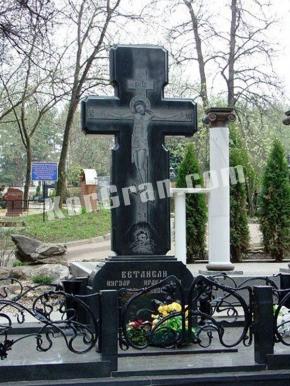 Гранитный крест K_713