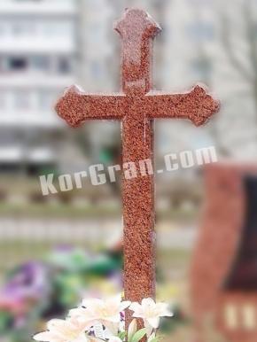 Гранитный крест K_720