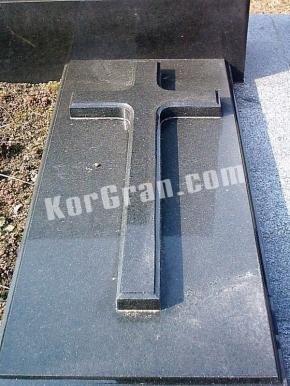 Гранитный крест K_722