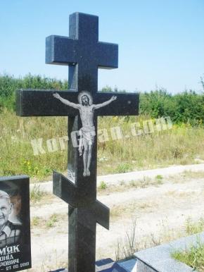 Гранитный крест K_725