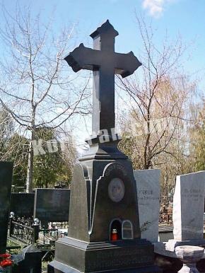 Гранитный крест K_773
