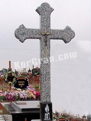 Гранитный крест K_715