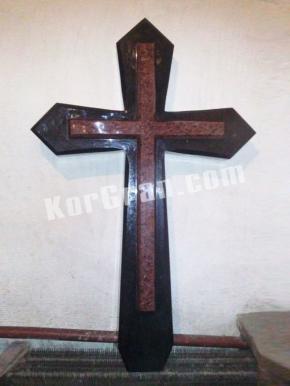 Гранитный крест K_716