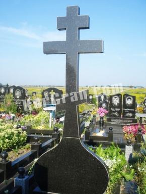 Гранитный крест K_734