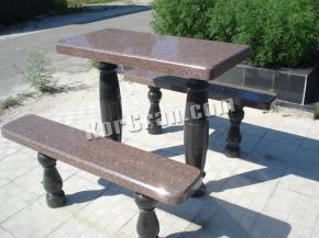 Стол-Лавка SL_20
